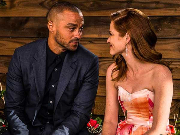 Grey's Anatomy: Jo sobre JApril