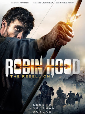 Robin Hood: The Rebellion [2018] [DVD] [R1] [NTSC] [Subtitulada]