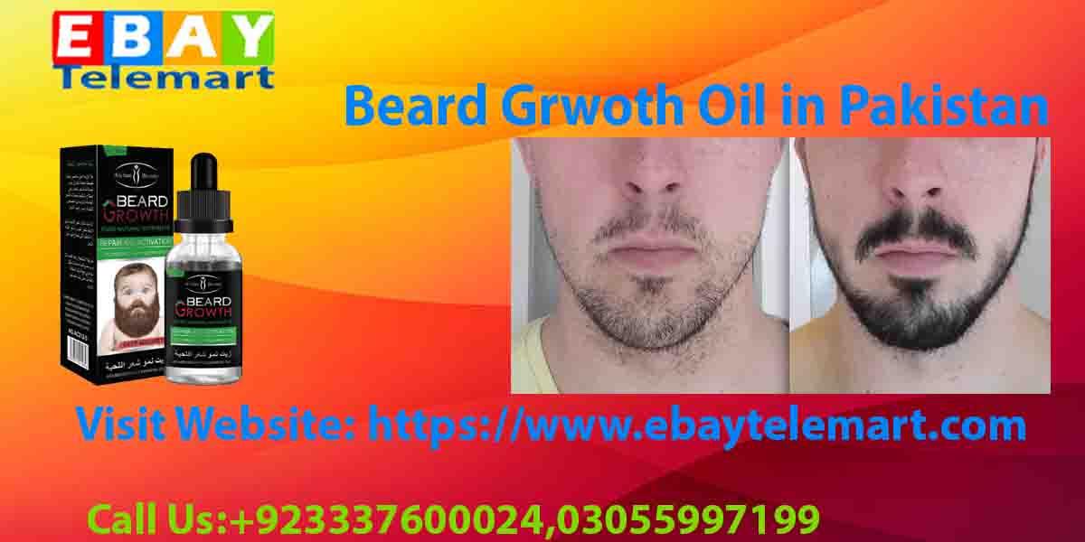 Beard Oil in Pakistan For Beard Hair Growing