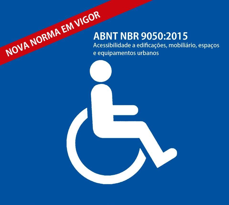 Normativa da ABNT também estabelece requisitos para mobiliário, espaços e equipamentos urbanos