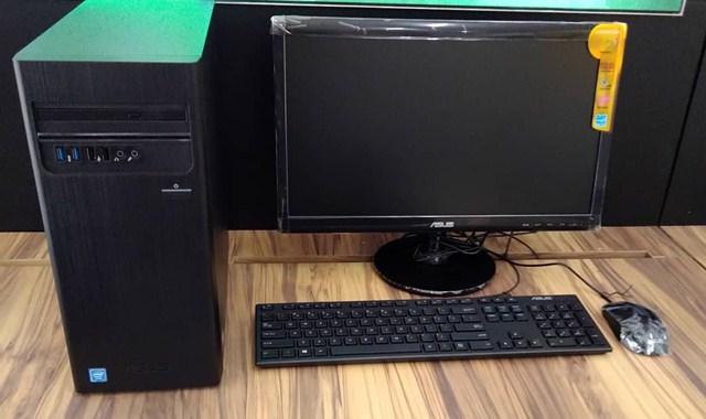 Daftar Harga PC ASUS untuk Komputer Kantor dan Bisnis