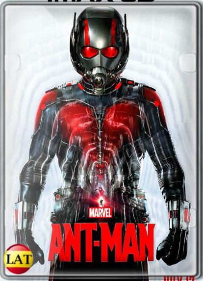 Ant-Man el Hombre Hormiga (2015) DVDRIP LATINO