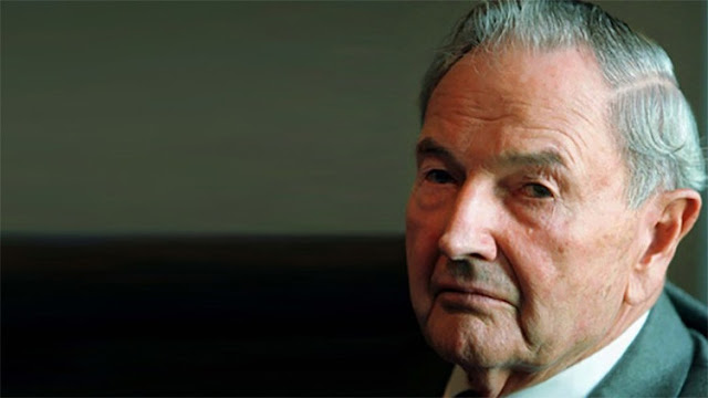 Fallece el banquero multimillonario estadounidense David Rockefeller