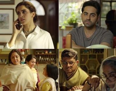 #instamag-sanya-malhotra-unveils-badhaaiyan-tenu