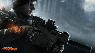 Tom Clancy's The Division PS Vita Wallpaper