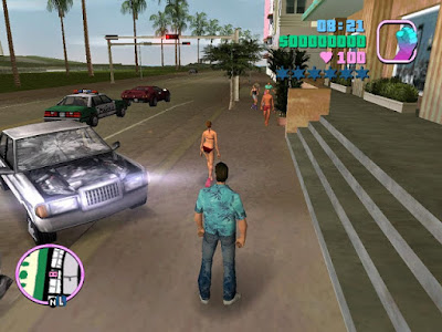 GTA Vice City PC Game setup