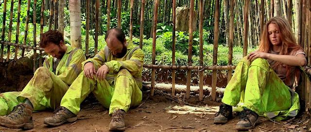 The Green Inferno (2013) Dual Audio [Hindi-English] 720p BluRay ESubs Download