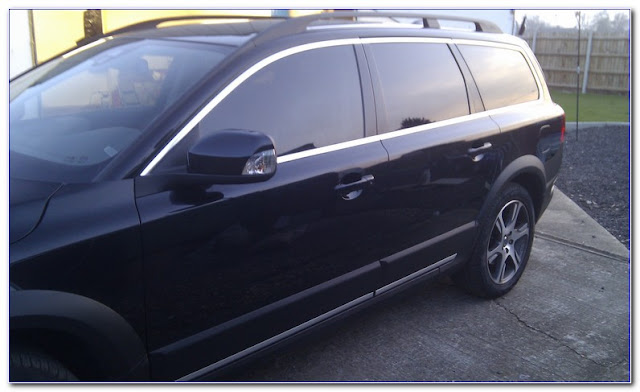 darkest legal car window tint percentage in Illinois
