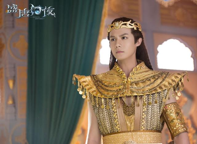 An Oriental Odyssey Stills Zheng Ye Cheng