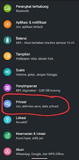 Cara Mengizinkan WhatsApp Mengakses Kontak HP