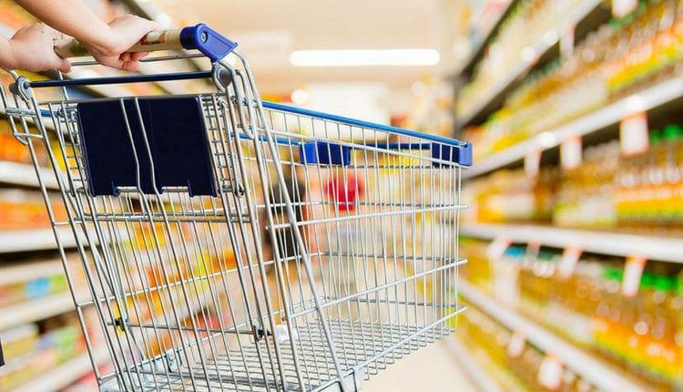 Vendas de supermercados em abril crescem 2,77%