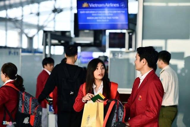 Nhan sắc Hotgirl của bác sĩ vật lí trị liệu trong Đoàn thể thao Việt Nam dự SEA Games 30