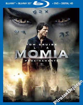 La Momia (2017) HD 1080p Latino