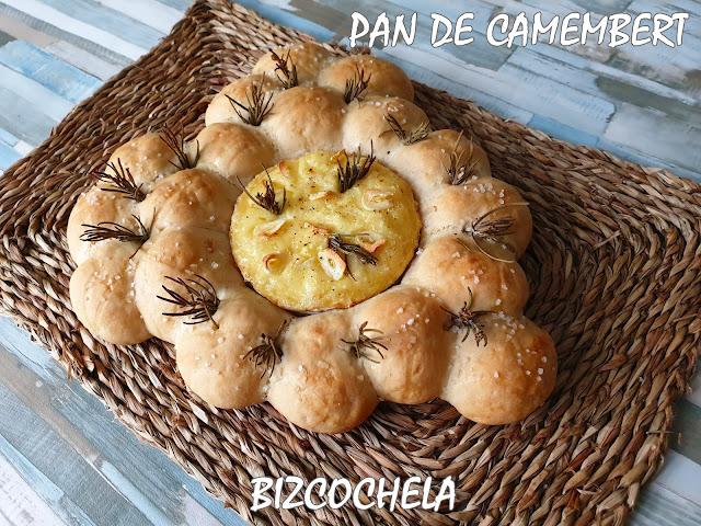 PAN DE CAMEMBERT