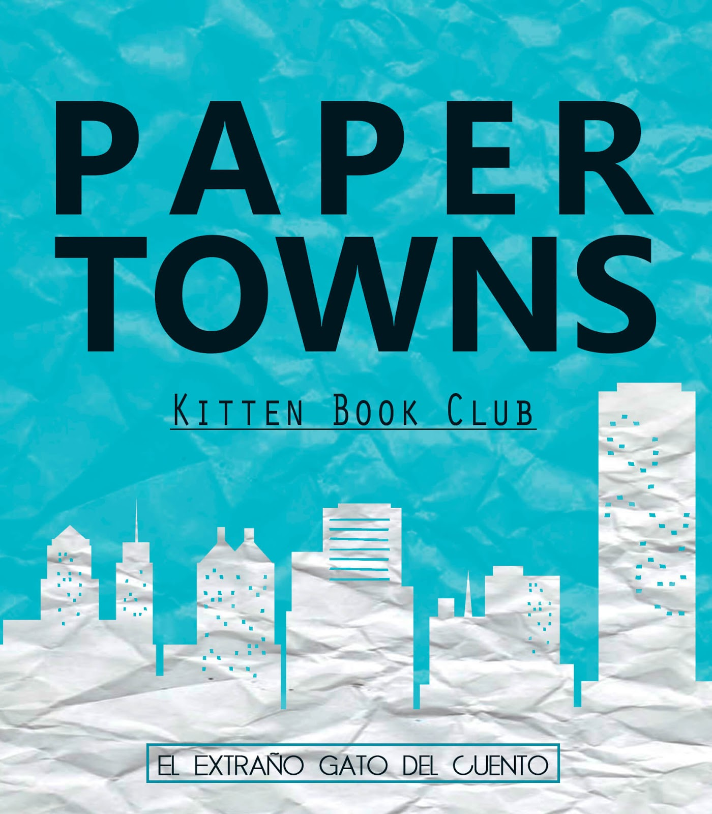 Book Club: Paper Towns