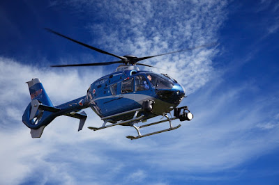 Flying physicians to stroke victim
