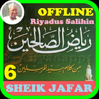Kitab Riyadus Saliheen MP3 Offline Part 6 Apk Download