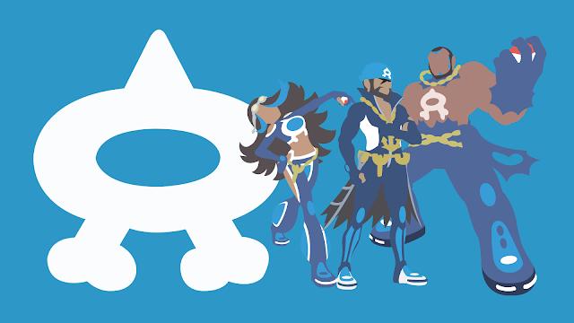 Equipe Aqua: O Terror dos Mares de Hoenn