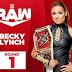 Becky Lynch faz história ao ser a primeira Draft Pick do RAW