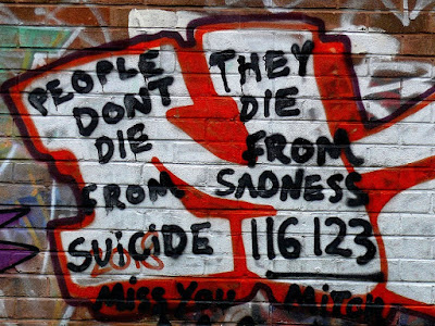 Suicide-Sadness-Graffiti-Message