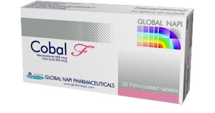كوبال ف Cobal F فيتامين ب 12