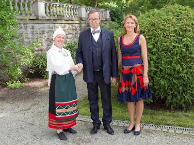 Harju-Jaani käised Kuusalu vanema ülikonna juures