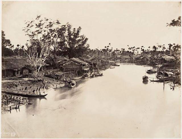 kênh rạch sài gòn