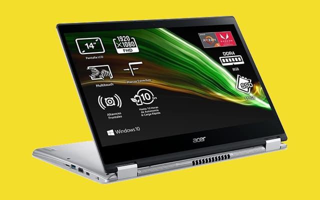 Acer Spin 3 SP314-21-R572: análisis