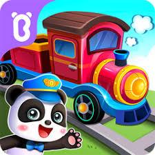 Baby Panda's Train