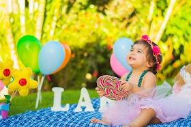 Hình nền sinh nhật của công chúa nhỏ