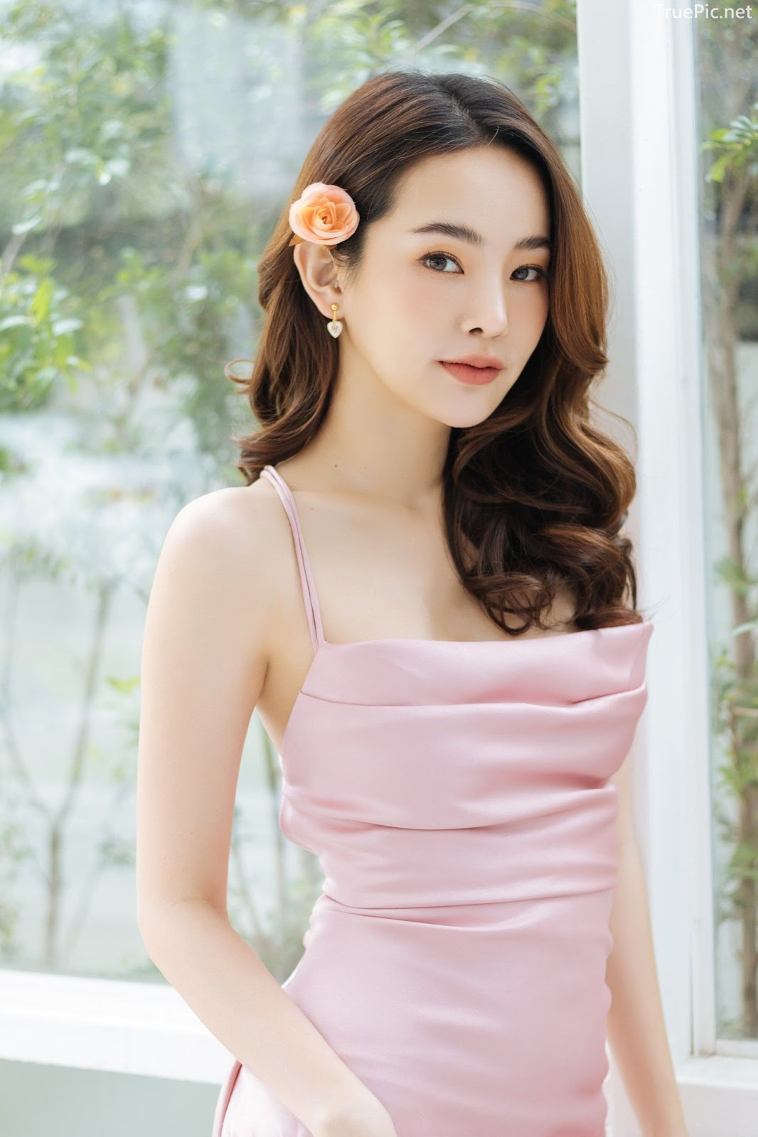 Beauty Thailand Pantipa Arunwattanachai attract glances from the photo album Stay Gorgeous - Picture 9