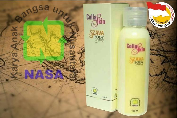Collaskin Body Lotion Nasa