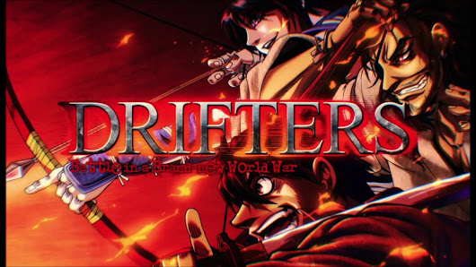Drifters [12 - 12] Avi - MP4 - HD + Ligero - Mega
