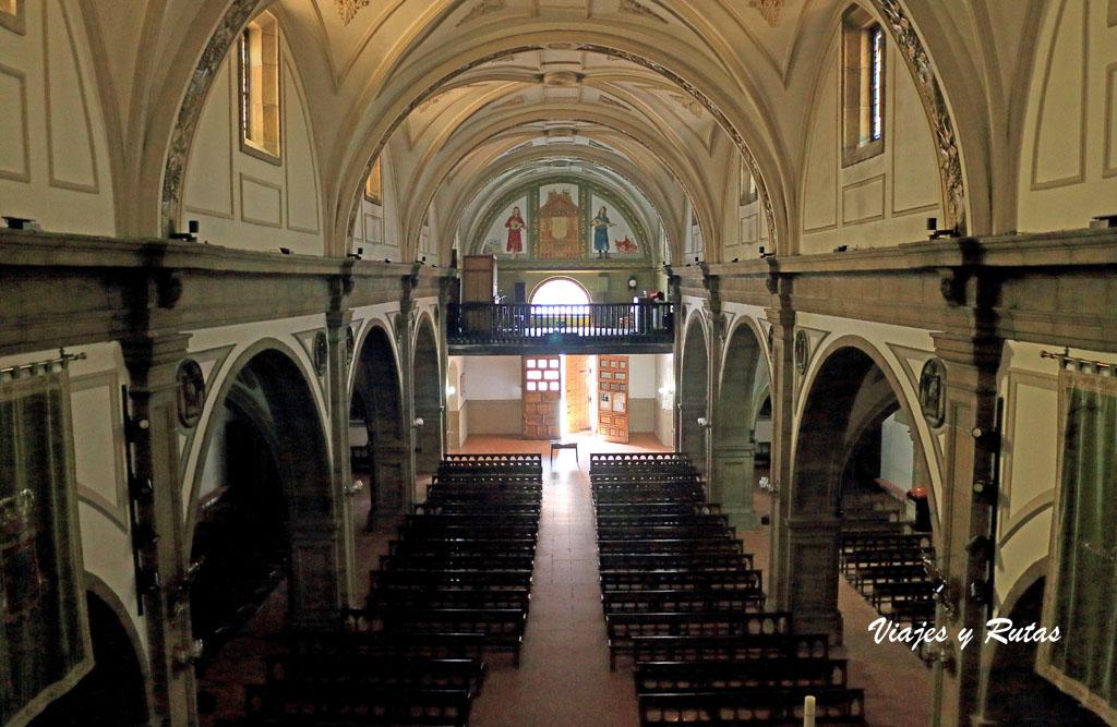 Iglesia San Félix de Candás