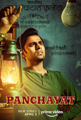 Download Panchayat 2020 (Season 1) Hindi {PrimeVideo Series} All Episodes WeB-DL    720p [350MB]