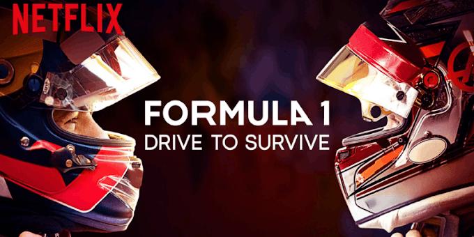 Drugi sezon Drive to Survive 28 lutego