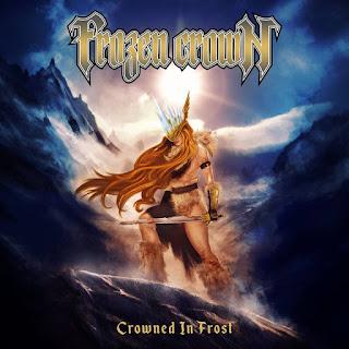"""Το βίντεο των Frozen Crown για το """"Neverending"""" από το album """"Crowned in Frost"""""""