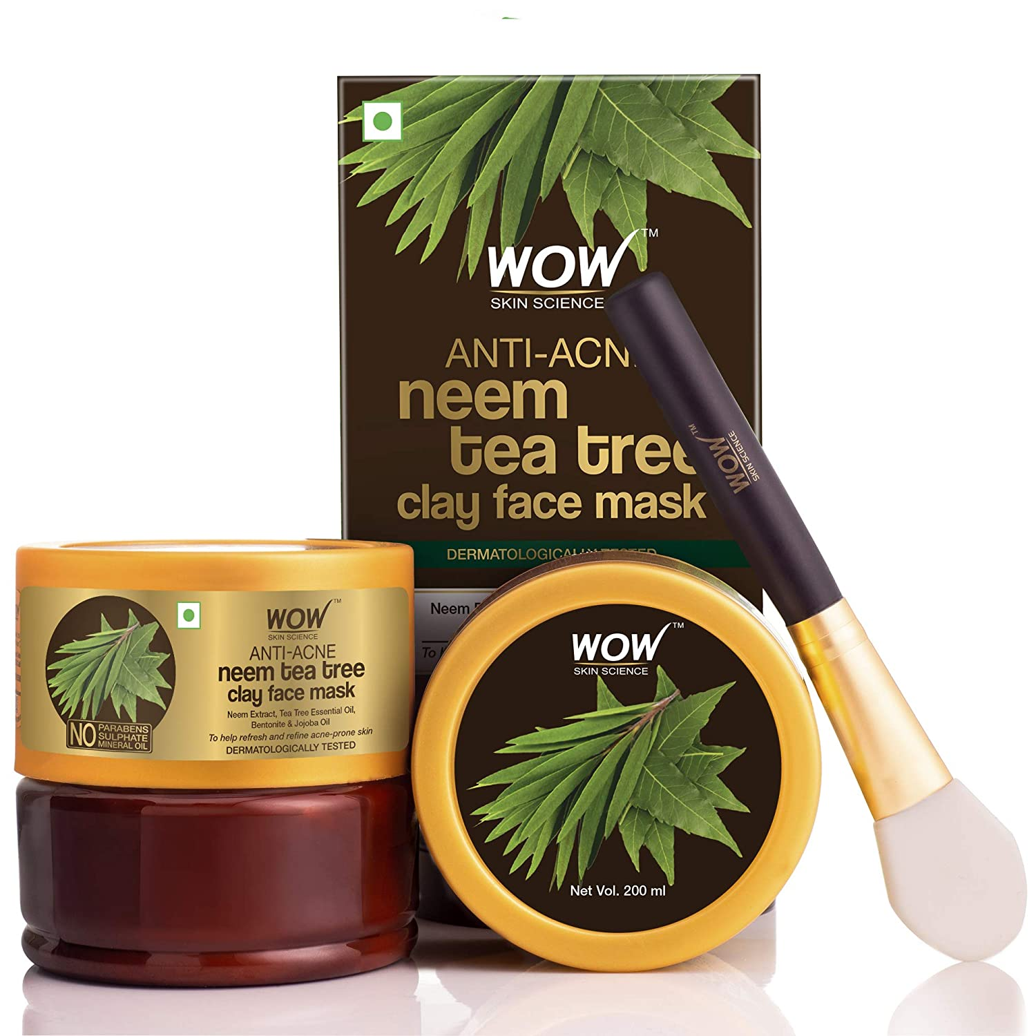 WOW Skin Science Anti-Acne Neem beauty product