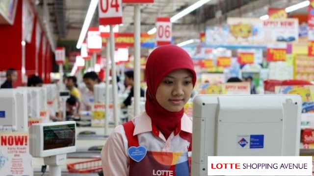 Lowongan Kerja PT. Lotte Shopping Indonesia, Jobs: Merchandise Manager, Divisi Manager Fresh Food, Stock Controller & IT, Chief Financial Officer, Facility Manager, Etc.