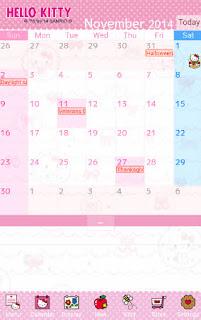 download Aplikasi Kalender Android terbaik Jorte Calendar & Organizer