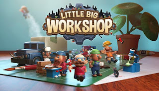 Little Big Workshop — presents an opportunity to create a huge enterprise from a tiny workshop.