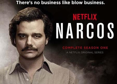 Download Narcos Season 1 Dual Audio [Hindi + English] 720p + 1080p BluRay ESub