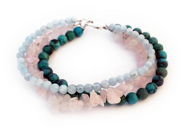Gemstone Bracelets - Fertility Bracelet for Women