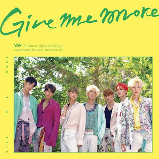 [Single] VAV - GIVE ME MORE full mp3 zip rar 320kbps