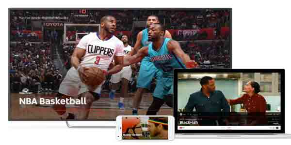 YouTube Launches Live TV Streaming Services Including above 40+ Channels
