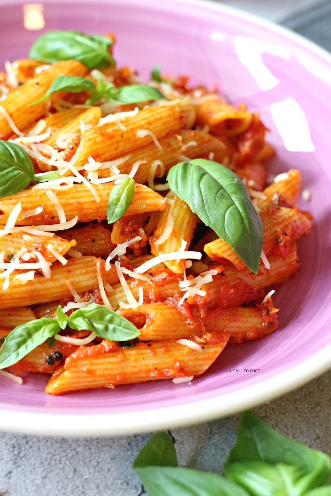 Spicy Pasta Arrabiata