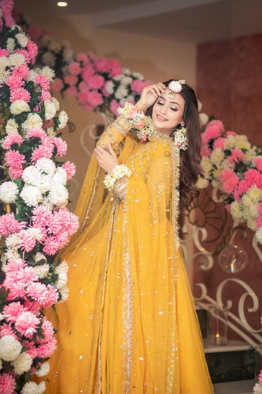 Zarnish Khan Bridal Photoshoot