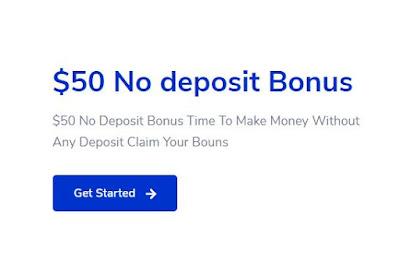 diziCX $50 Forex No Deposit Bonus