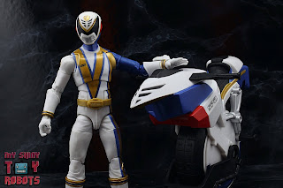 Power Rangers Lightning Collection SPD Omega Ranger & Uniforce Cycle 35