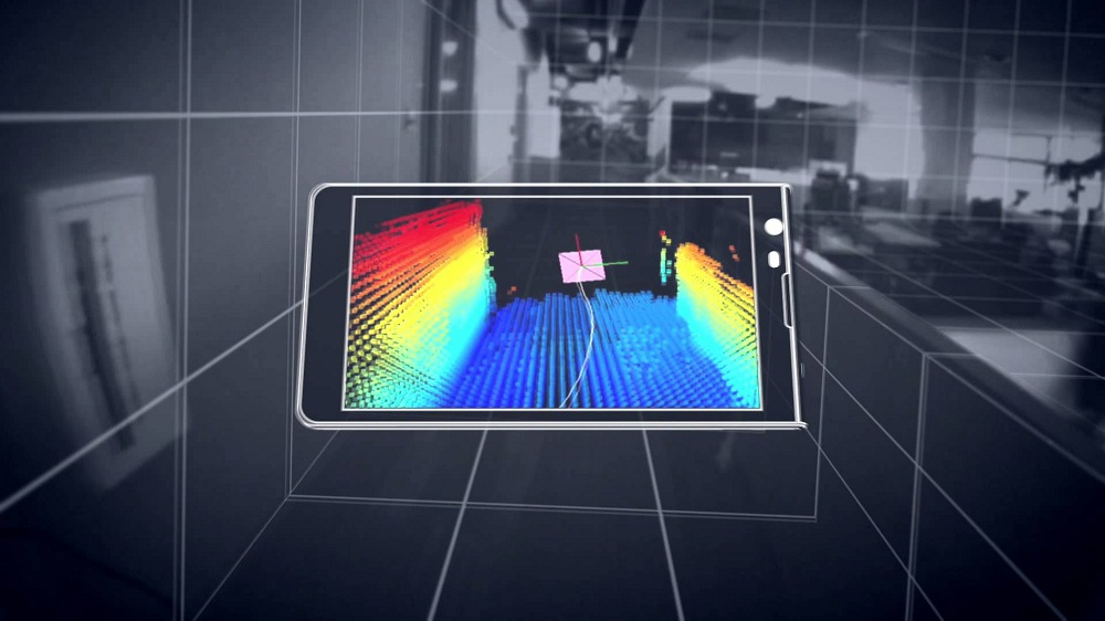 Tablet Project Tango LG Dirilis 2015